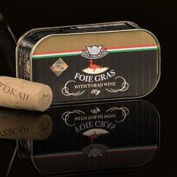 Hungarian Foie Gras with Tokaji Aszu