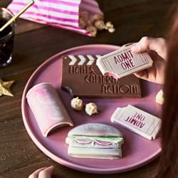 Chocolate Movie Night Box