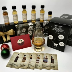 Christmas Whisky Set with Tasting Glass