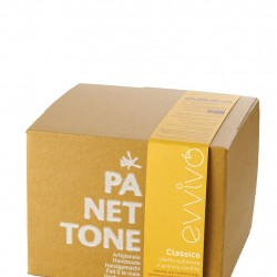Handmade Organic Classic Panettone