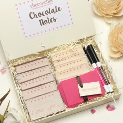 Write Your Own Thank You Chocolate Notes