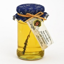 Raw Hungarian Acacia Honey with Lavender