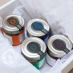 Nut Butter Gift Box - 4 Jars