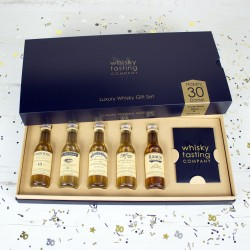 30th 40th 50th Birthday Whisky Gift Set Personalisation Available