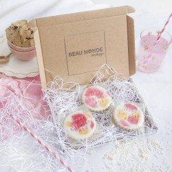 Free From 'Thank You' Vegan Shortbread Biscuit Gift