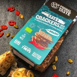 Paleo Spicy Crackers Mix Kit