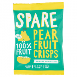 Spare Snacks Air-Dried Pear Crisps (15 pack)