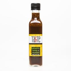Oil-Free Balsamic, Honey & Mustard Dressing