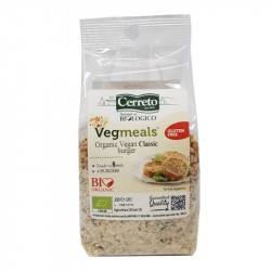 Organic Classic Vegan Burger Mix (160g)