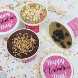 Valentines Edible Cookie Dough Variety Pack