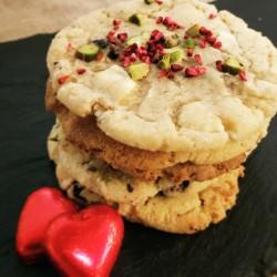 Valentine's Day Cookie Box