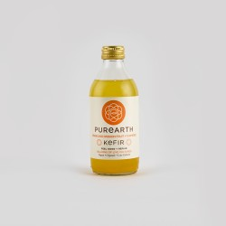 Sparkling Passionfruit + Turmeric Water Kefir (X8 PACK)