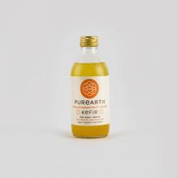 Sparkling Passionfruit + Turmeric Water Kefir