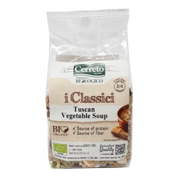 Organic Tuscan Vegetable Soup