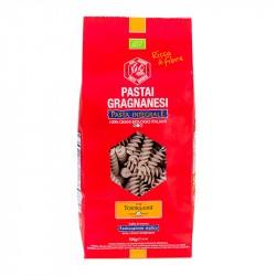 Organic Wholewheat Tortiglioni Pasta