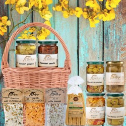 The Gourmet Italian Antipasti Hamper
