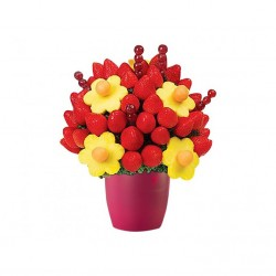 Blooming Beauty Fruit Bouquet