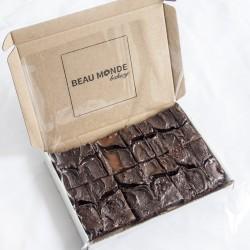 Vegan & Gluten-Free Brownie Flavour Trio Box
