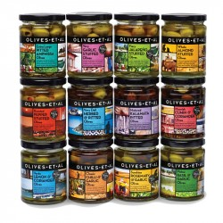 The Olive Taster Case