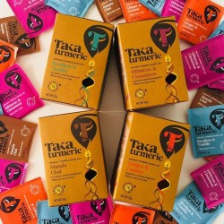 Turmeric Tea Selection Pack