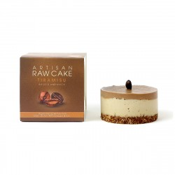 12 x Tiramisu Raw Cake