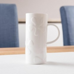 Fine Bone China Mug - Splat