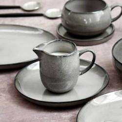 Grey Amara Ceramic Jug