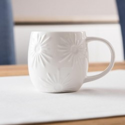 Fine Bone China Mug - Star