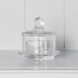 Mini Serving Cloche / Butter Dish