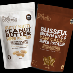 Perfect Partners - The Cacao Nutty Combo - Super Protein Powders (2 pack)