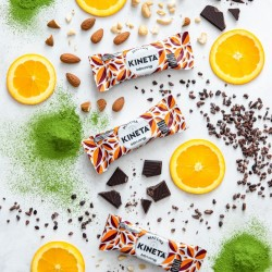 Cacao Orange with Maca Raw Energy Bars - 15 Bars