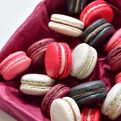The Love Gift Box of Macarons