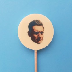 Personalised Chocolate Lollies