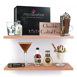 Chocoholic's Chocolate Cocktail Box