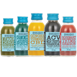 Superfood Drinks Selection Pack: 5 Flavours (20 bottles)