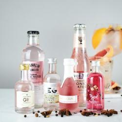 Pink Gin and Tonic Set