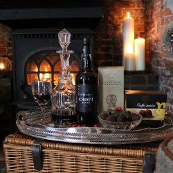 The Richmond Gift Box - Port, Coffee & Truffles