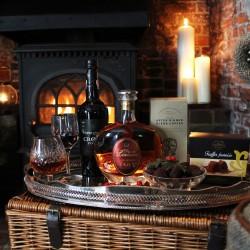 The Kingston Gift Box - Brandy, Port, Coffee & Truffles