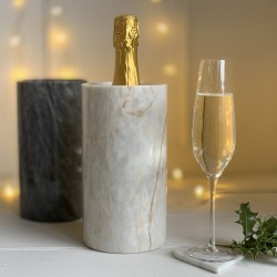 Marble Cooler for Wine and Champagne