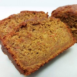 Carrot & Orange Loaf Cake