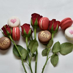 Valentine's Macaron Box