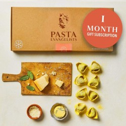 One Month Fresh Pasta Subscription