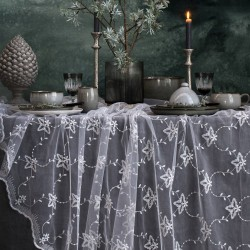 Gauze & Lace Amalia Tablecloth
