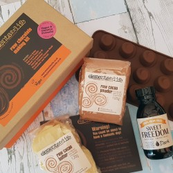 Valentine's Raw Chocolate Making Kit