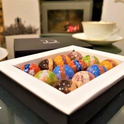 "Salted Caramel Chocolate Gift Box ""World of Salt"""