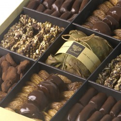 Il Baule – Luxury Italian Chocolates and Fig Gift Box