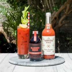 Bloody Mary Mix with Large Tomato Juice