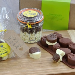 Vegan and Dairy Free Easter Chocolate Making Kit