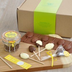 Vegan and Dairy Free Easter Egg Lollipop Making Kit