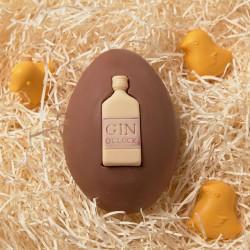 Chocolate Gin O'Clock Easter Egg